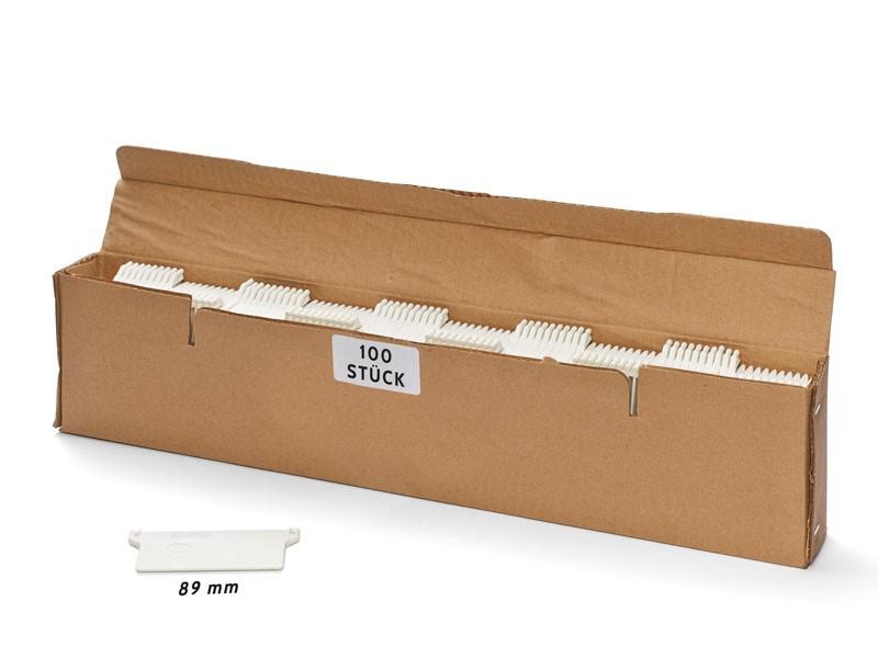 Lamellengewichte 89 mm