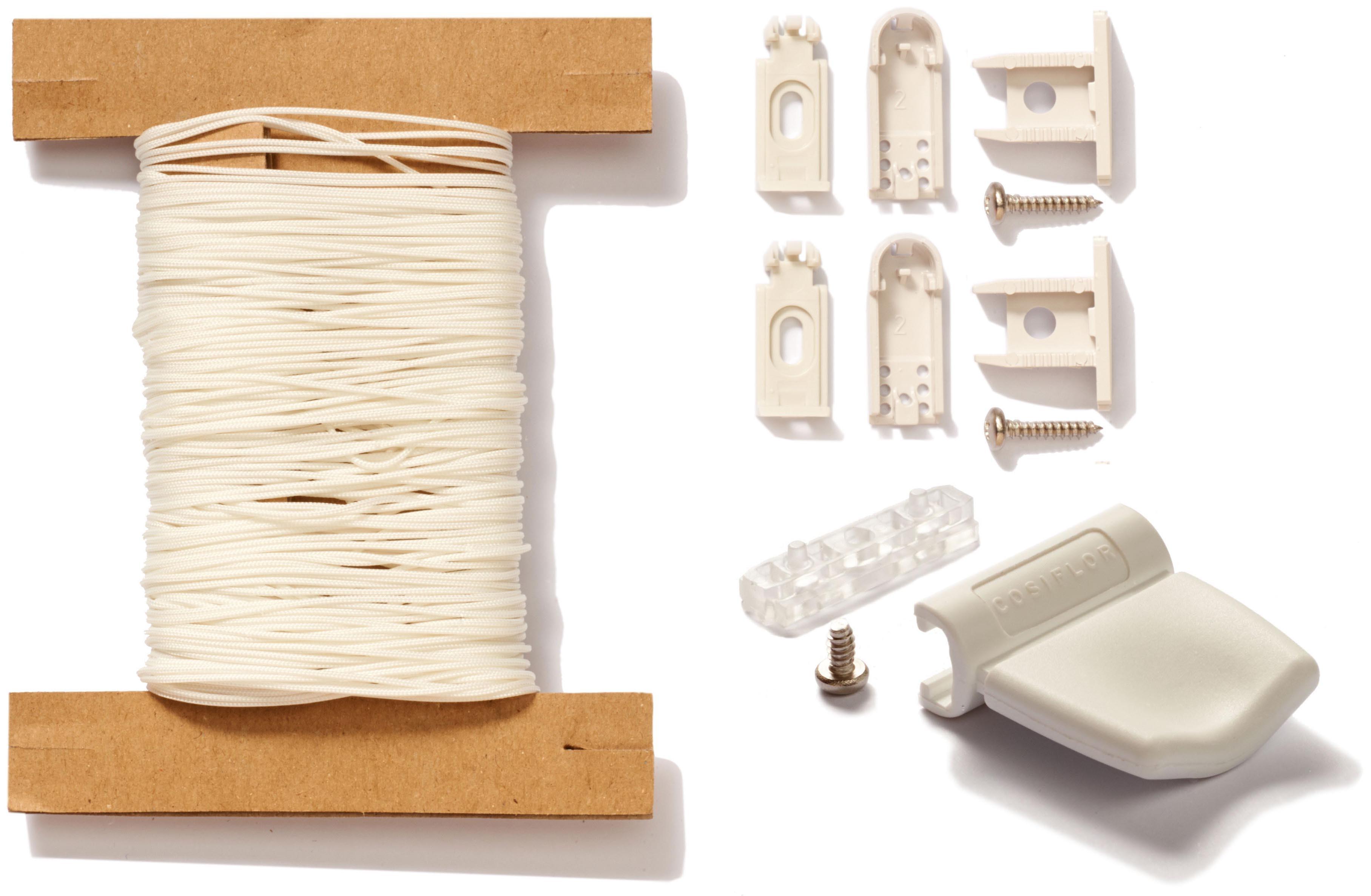 Cosiflor Plissee Ersatzteile Reparatur Set klein