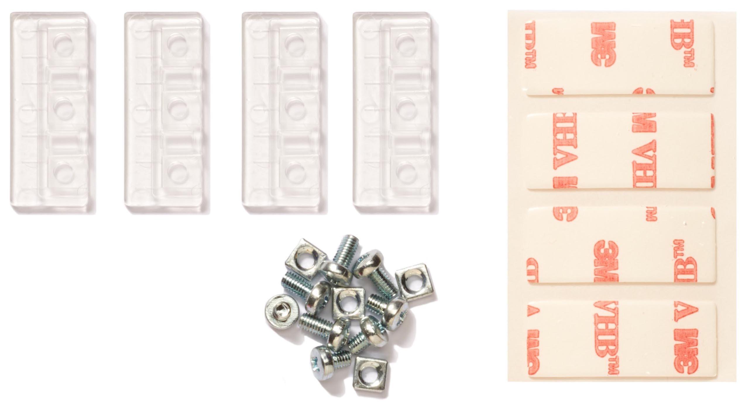 Plissee Klebeträger - Stick & Fix